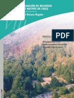 Catastro y evaluación de recursos vegetacionales nativos de Chile biobio