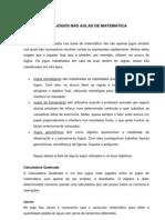 JOGOS NAS AULAS DE MATEMÁTICA EXEMPLOS