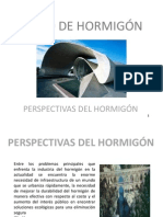 TECHOR 1 - Perspectivas del Hormigón