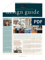 Drury Design Spring 2012 Design Guide