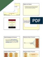A Modelagem de Processos Como Fator de Sucesso Gti2006_modelproc_marcelo
