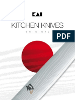 Kai Kitchen Knives Catalogue En