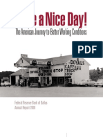 2000 Dallas Federal Reserve Annual Report