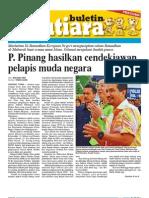 BULETIN MUTIARA AUG 2011 (Bahasa Malaysia)