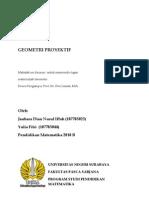 GEOMETRI PROYEKTIF-revisi