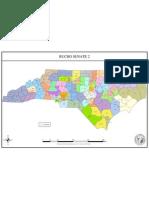 nc state senate districts