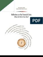 2009 Dallas Federal Reserve Annual Report