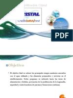 Certificación  Cristal