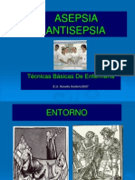 ASEPSIAYANTISEPSIAodonto