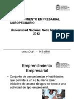 Microsoft PowerPoint - Emprendimiento Empresarial Agropecu