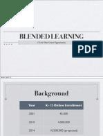 Euclid Blended Learning Presentation