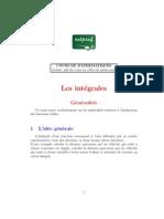 Mathematiques Terminale Integration Generalites