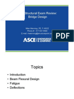 Pest r Bridge Design Fall 2011