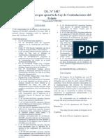 Dl. n 1017 - Ley de Contrataciones Del Estado