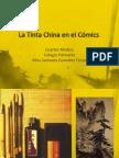 La Tinta China en el Cómics