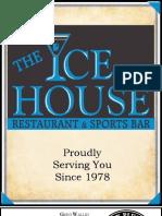 IceHouse Menu