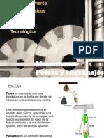Presentacion Engranajes y Poleas