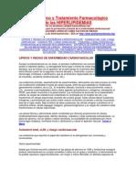 Diagnostico y Tratamiento Farmacológico Hiper.