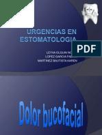 Urgencias en Estomatologia