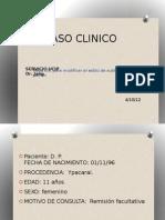 Feocromocitoma Caso Clinico