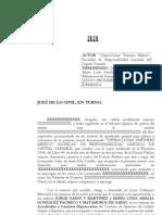 ORDINARIO  MERCANTIL