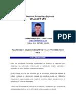 Fernando Daza Hoja de Vida