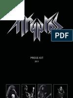 Kryptos PressKit 2011