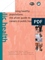 Career Guide for Public Health Professionals