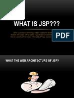 JSP PPT Presentation