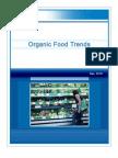 Organic Food Trends