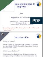 Linux en Empresas