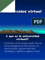Universidad Virtual