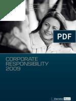 Danske-Bank - CSR Report 2009