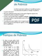 Macro - Cap 12 Modelo de Cremiento Extenciones ( Trampas de La Pobreza, Crecimiento Endogeno Modelo AK,Contabilidad Del Crecimiento, Convergencia,Determinantes Del Crecimiento)