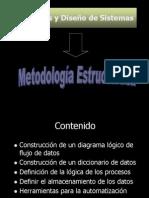 Sistemas I Analisis y Disenio de Sistemas Metodologia Estructurada