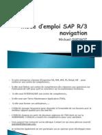 GU_SAP R3_Formation Navigation 4.6c-V3