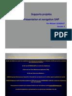 GU_SAP R3_Présentation navigation 10349 v4