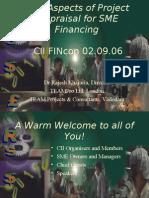 KeyAspects_SMEFinancingCII02092006New