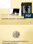 National Security on Internet - ME Version