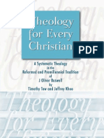 Theology for Every Christian