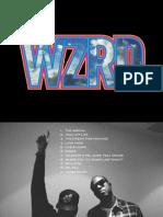 Digital Booklet - WZRD