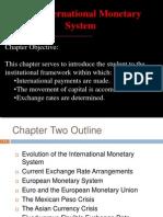 International Monetary System PPT  MBA FINANCE