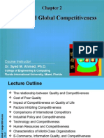 1. Quality & Global Competitiveness - Ch. 2