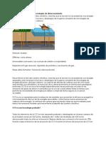 Captura de carbono y las tecnologías de almacenamiento
