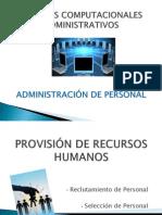 Organización de R.H.