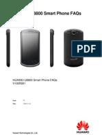 Huawei Ideos x5 Faqs
