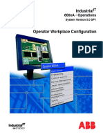 3BSE030322R5011 Sys OperWPConfig