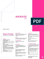 matyasy Mariages 2013