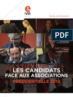 La Vie Associative | Hors-série | Les candidats face aux associations