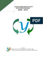 PDRB2010